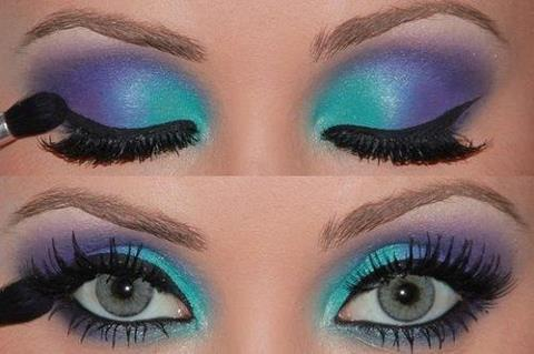 how to do/apply eye makeup tipsbest/smoky/black eye