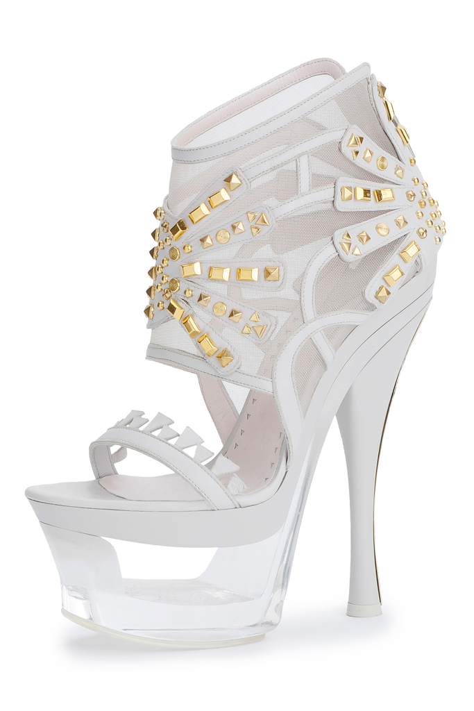 Stylish Goddess: Shoe Trends 2012 : Mid Heels and High Heels