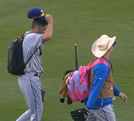 Robbie Ross cowboy outfit
