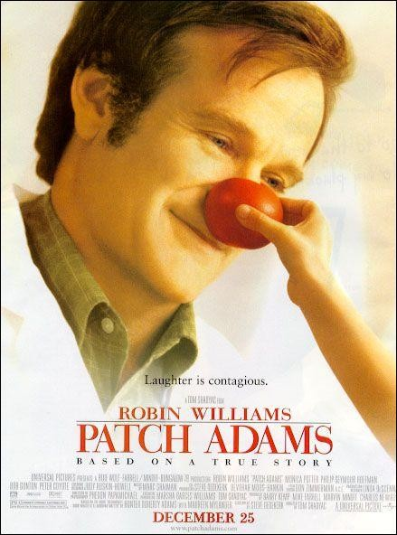 Patch Adams: Parche (1998) Online