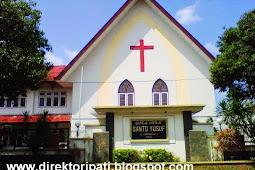 Gereja Katolik Santo Yusuf Pati