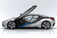 BMWi i8 Concept Wallpaper Exterior