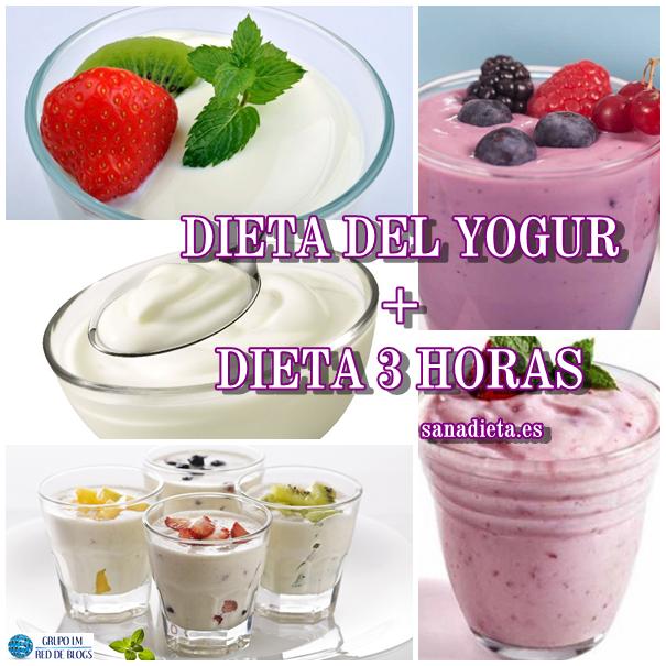 Dieta del Yogur