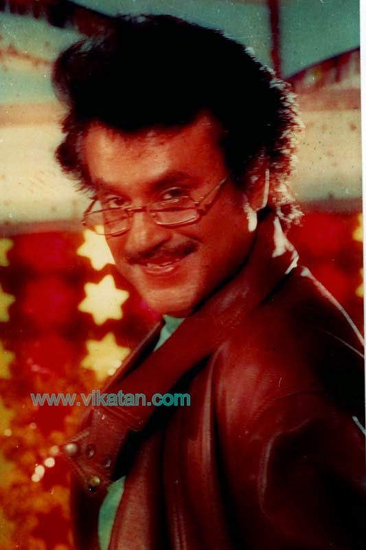 RAJINIKANTH IN 'PANAKARAN' MOVIE