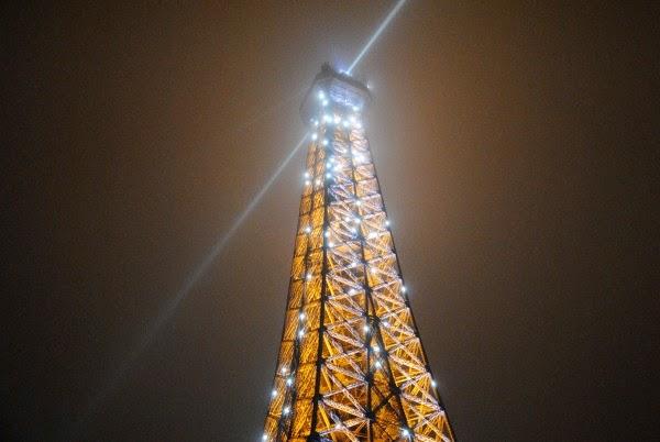 Paryż Sylwester