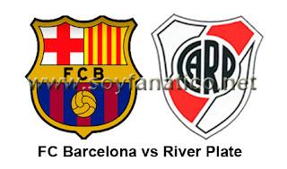 River Plate vs Barcelona por la Final del Mundial de Clubes 2015