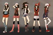 Fondo de Escritorio de Maestras Pokemon