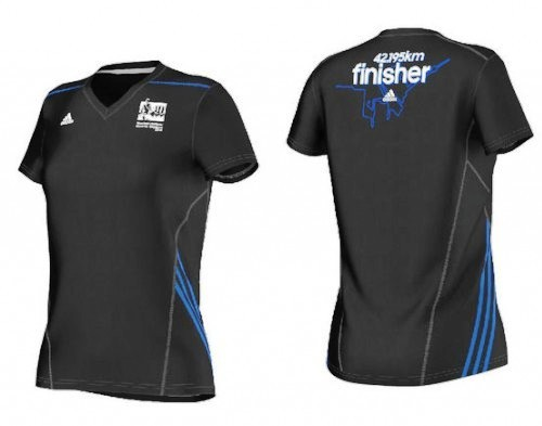 Finisher t-shirt (Female)