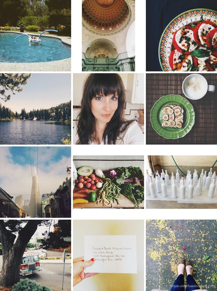 summer instagram photos