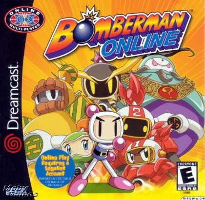 Bomberman Online (SELFBOOT)(NTSCU)(CDI) Bomberman