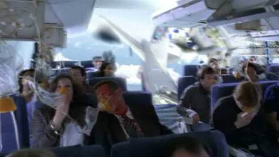 kecelakaan live pesawat