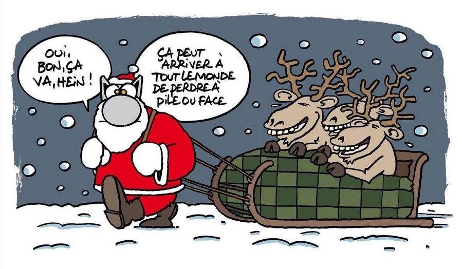 Le blog des pavillons du clos de montigny - Image humoristique pere noel ...