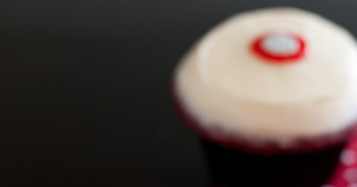 Cooking Classy Sprinkles Red Velvet Cupcakes With Cream