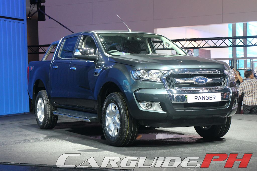 ... Ranger will spawn variants including a new Wildtrak model at a later