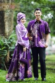 Foto Baju Muslim Couple Model Baru