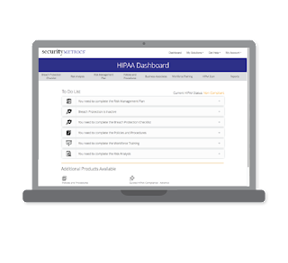 HIPAA Compliance Software by SecurityMetrics
