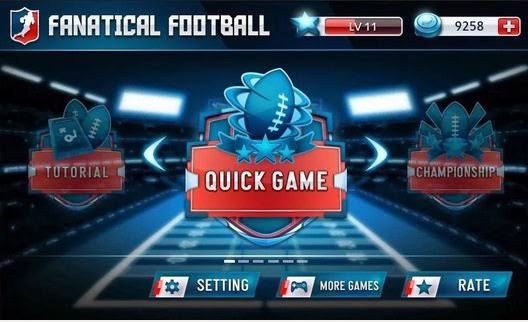 Fanatical Football Game