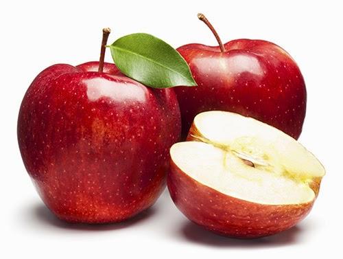Nên tráng miệng với táo sau bữa ăn