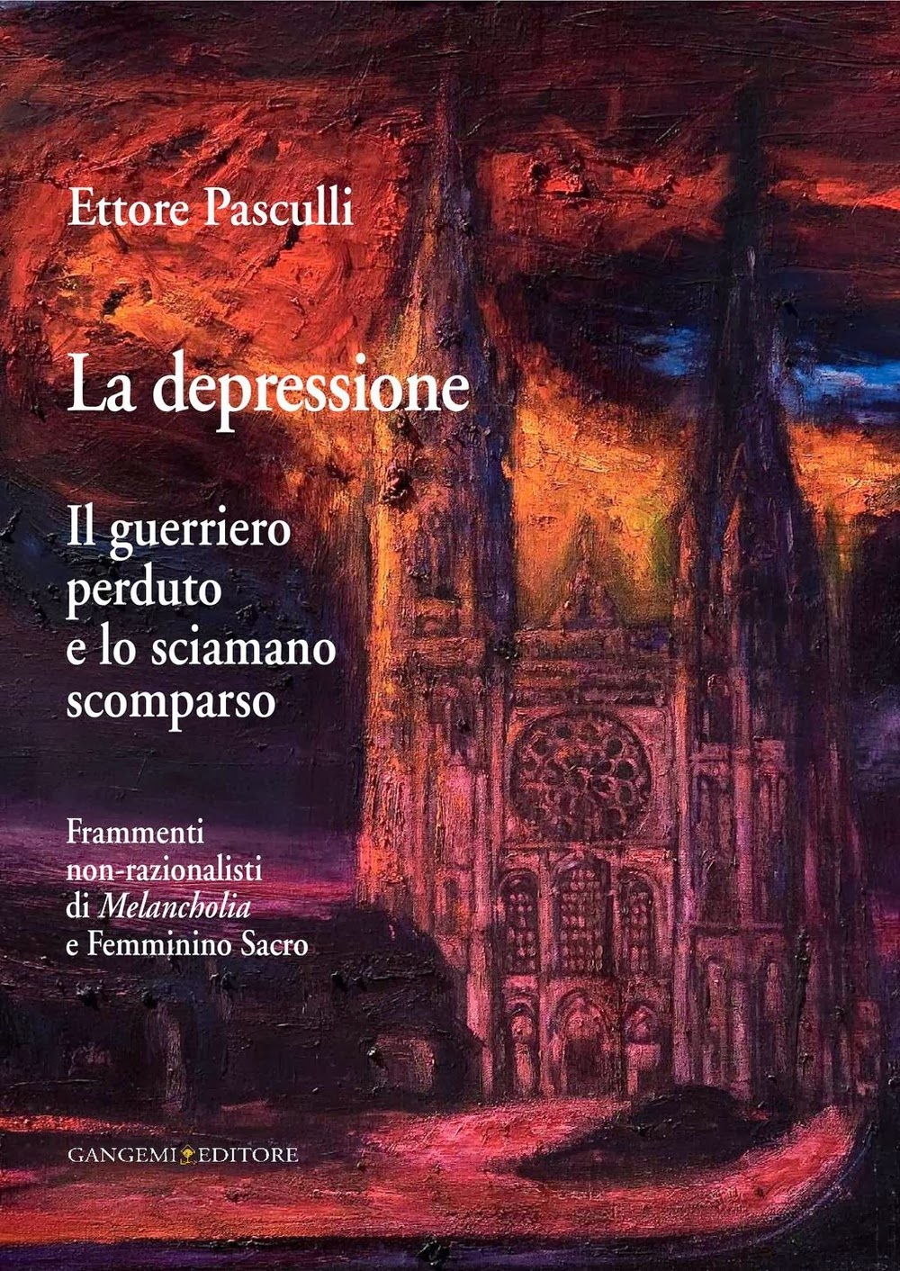 """LA DEPRESSIONE. IL GUERRIERO PERDUTO E LO SCIAMANO SCOMPARSO"" AL FELTRINELLI POINT MESSINA"