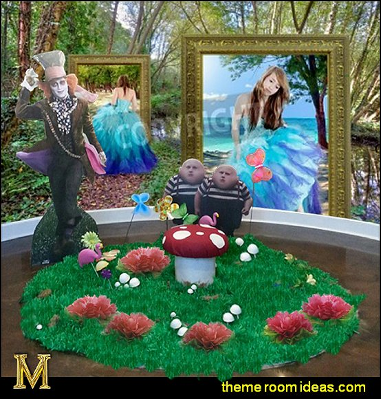 Alice In Wonderland Decorating Ideas
