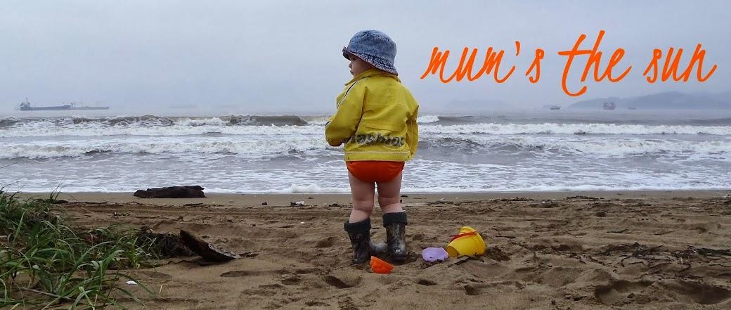 mum's the sun