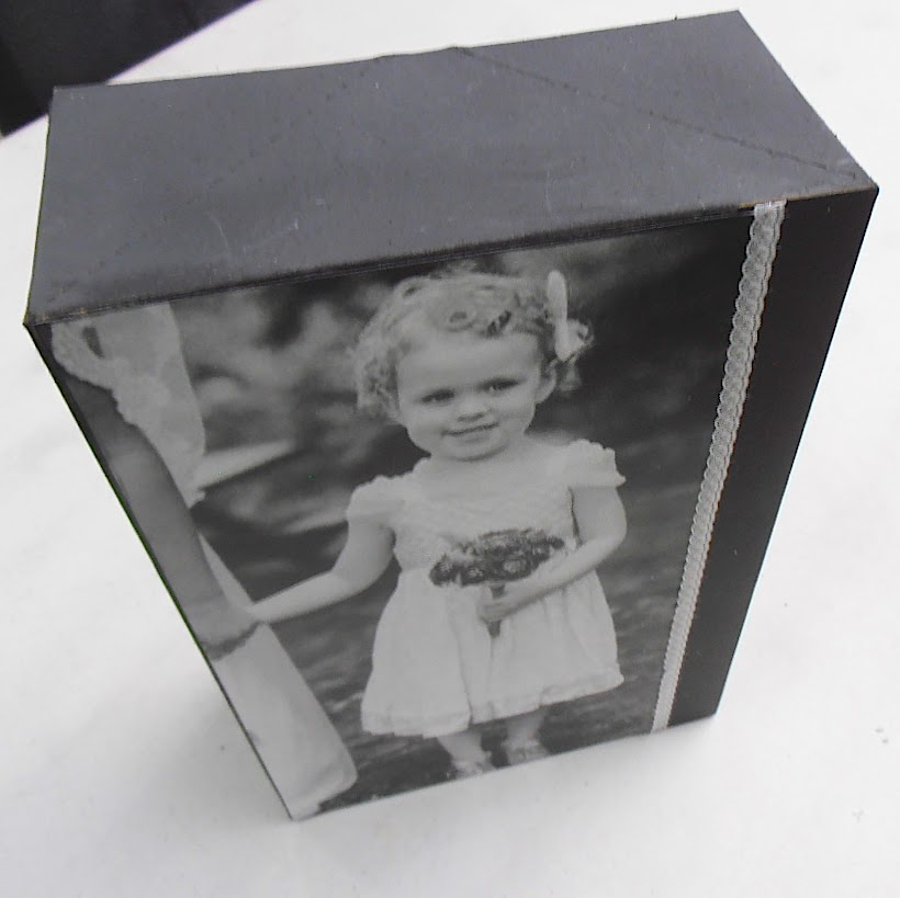 SRM Stickers Blog - Marcia Moss - #kraftbox #kraft #container #box #DIY #homedecor