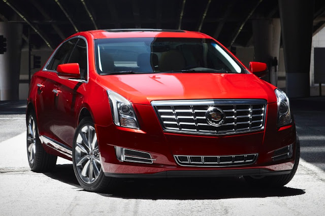 2015 Best Cadillac XTS Performance