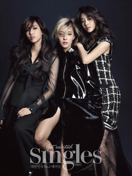 T-ara Singles November 2014
