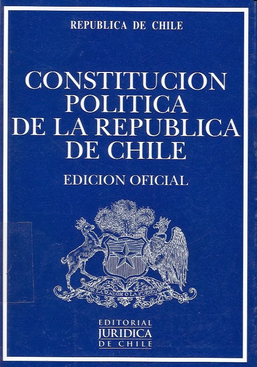 Constitución política de la República de Chile (1980, actualizada 2005)