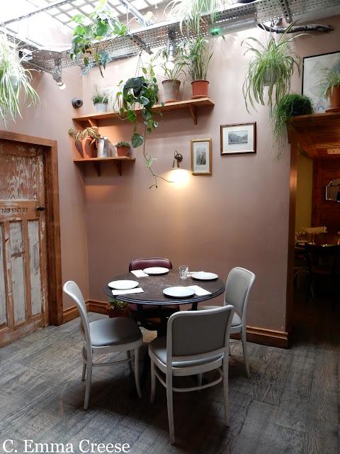 Pachamama Brunch Review Marylebone London Adventures of a London Kiwi