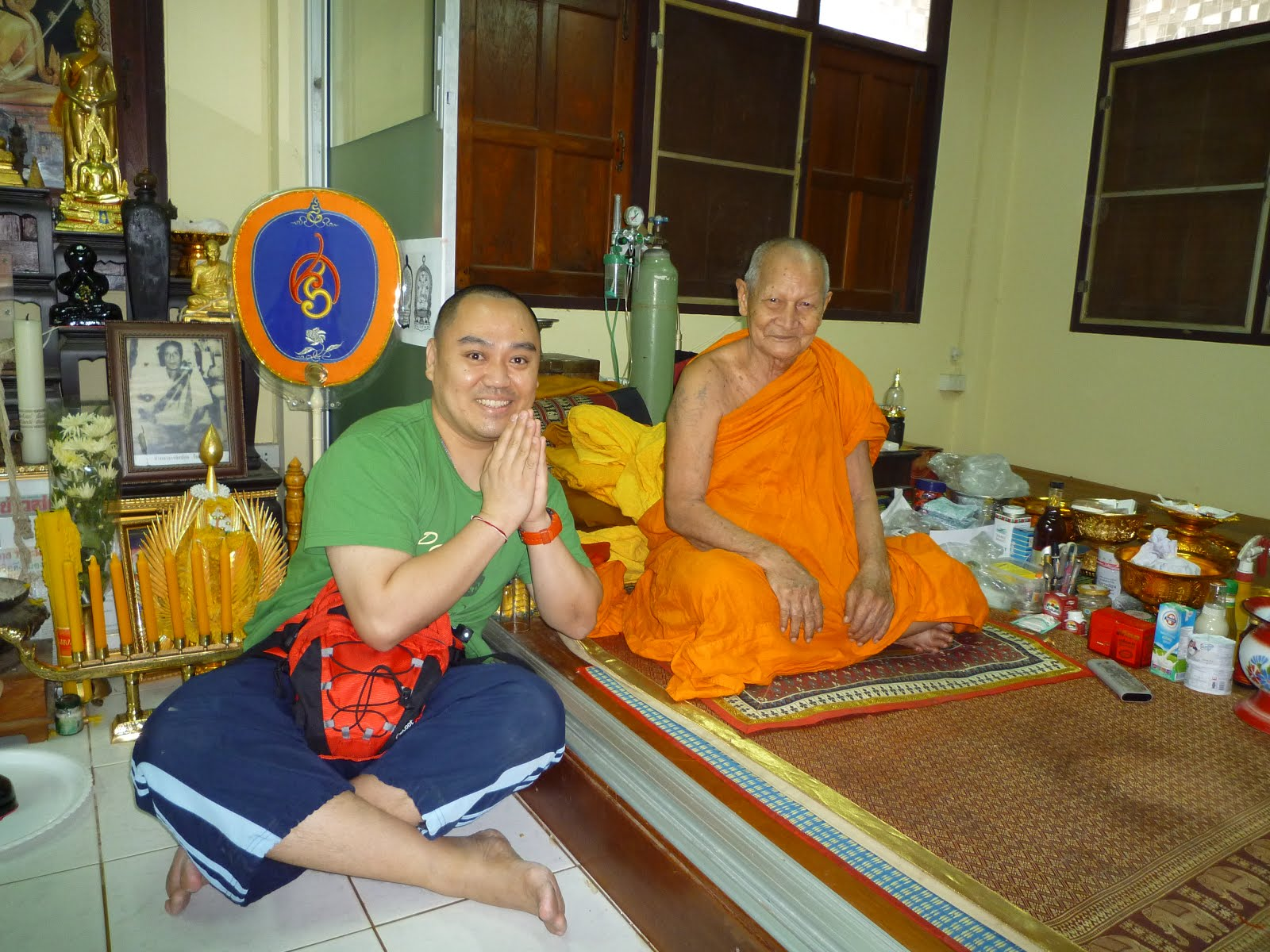 LP Wad Wat Sapansoon