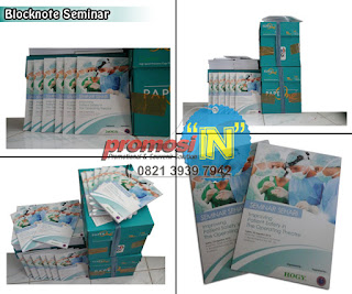 bikin blocknote event murah, buat blocknote seminar murah, pesasn blocknote murah, Pesan Blocknote Murah,