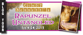 {Review+ Giveaway} Rapunzel Untangled by Cindy C. Bennett