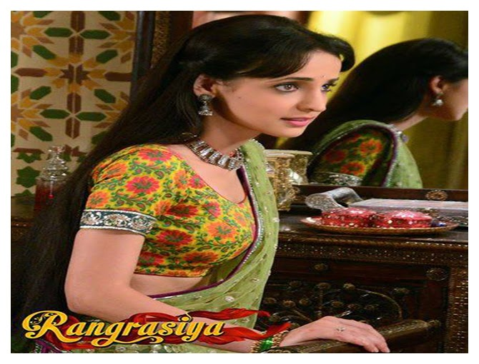 Rangrasiya Episode - 131, June 30th, 2014