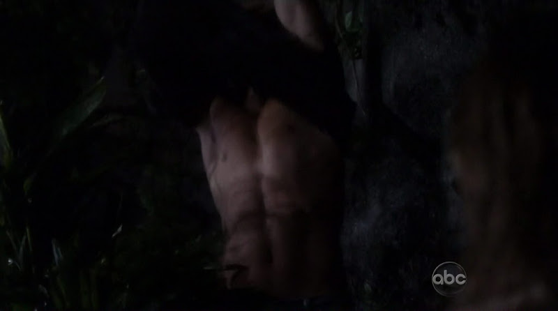 Nicholas Gonzalez Shirtless on Off The Map s1e07