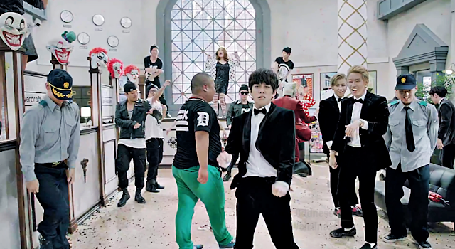 Block B Very Good mv 4