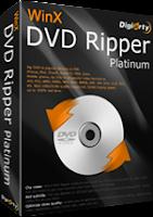 WinX DVD Ripper Platinum 6.3.5 + Keygen 1