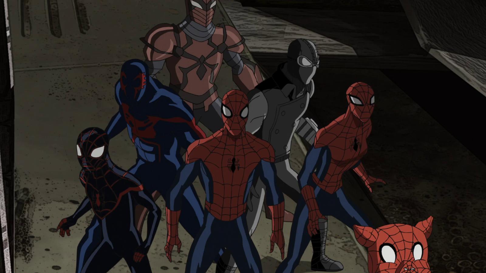 Dark•Heritage: Ultimate Spider-man