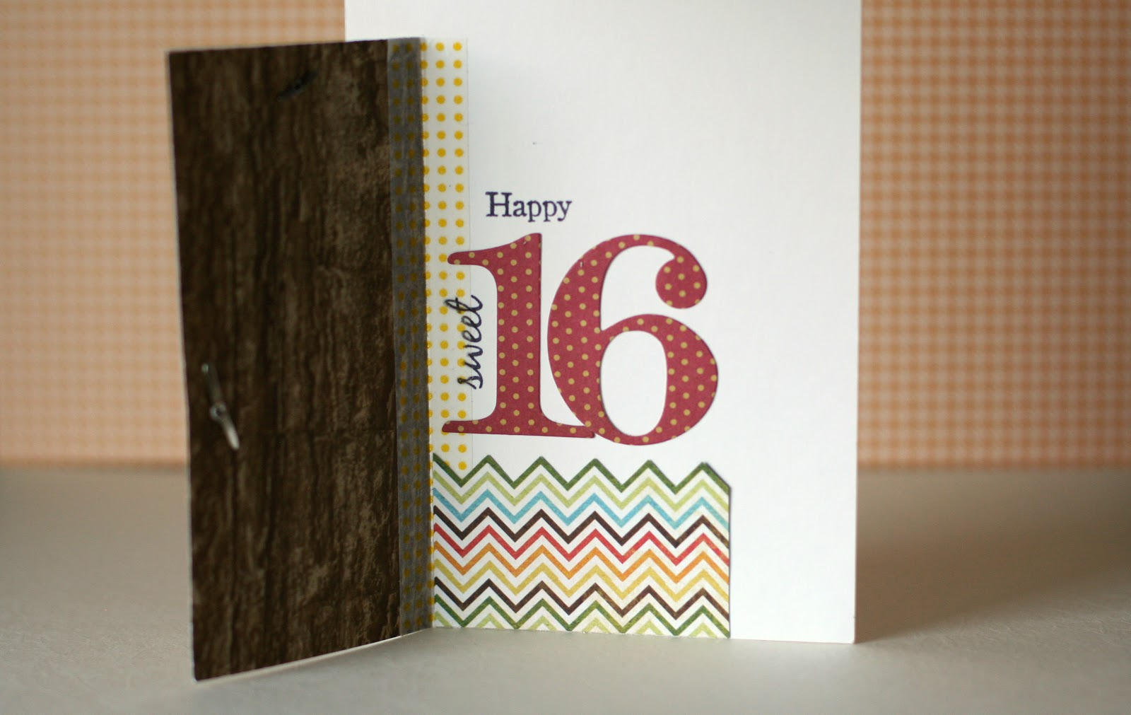Notable Nest Sweet 16 Birthday Card – Happy Sweet 16 Birthday Cards