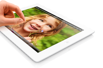 iPad 4 : iPad with Retina display