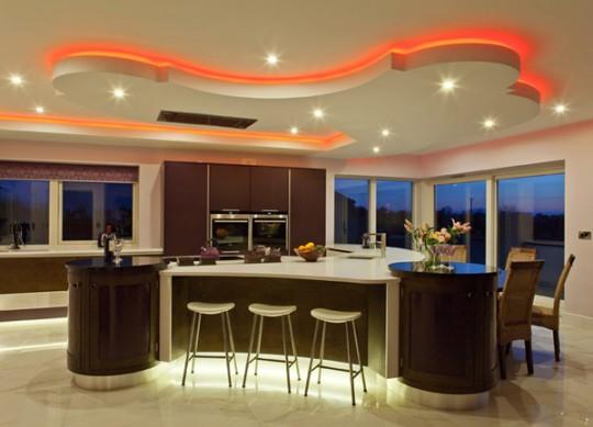 Hermosa cocina contemporánea | Ideas para decorar, diseñar y mejorar ...