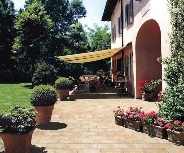 Terra antiqva gres porcelanico azulejos zaragoza gres y - Azulejos de terraza ...