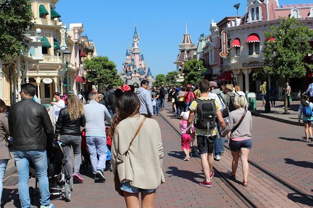 guida per parigi, Disneyland