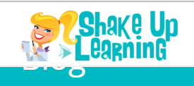 Shake up learning blog