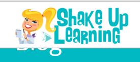 Shake up learning blog