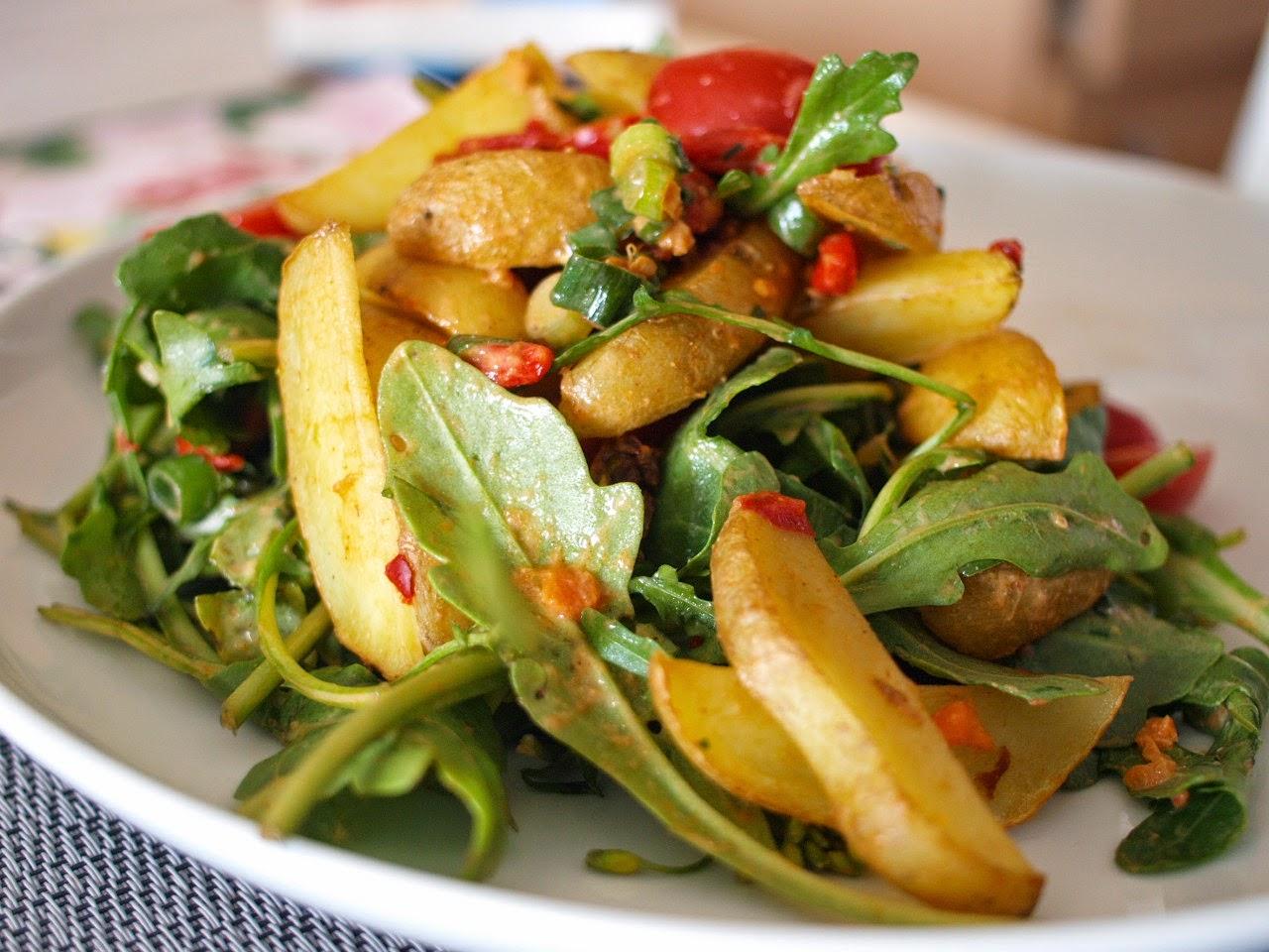 leckere salate mit rucola beliebte eezepte f r n tzliche. Black Bedroom Furniture Sets. Home Design Ideas