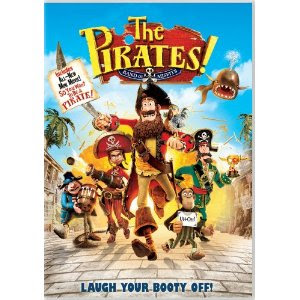 The Pirates Band of Misfits Release Date DVD