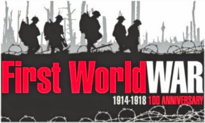 100 Th ANNIVERSARY I WORLD WAR