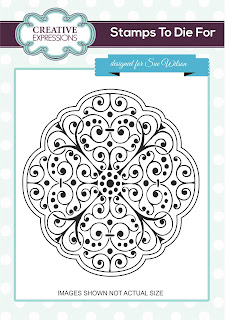 Creative Expressions UMS691 Stamp