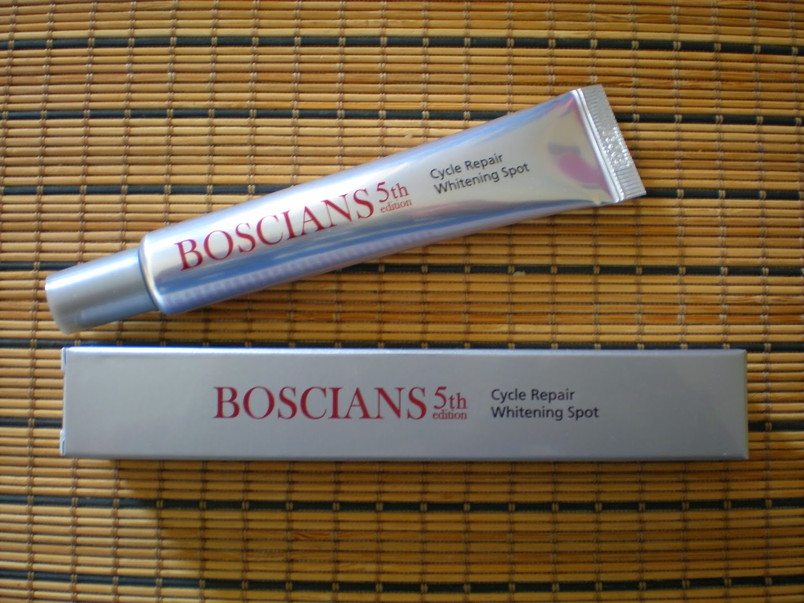 Boscians Cycle Repair Whitening Spot